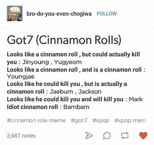 Handpicked GOT7... Funny Got7 Quotes