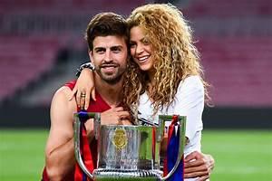 Gerard Piqué y Shakira esperan a su tercer hijo - Madrid ...