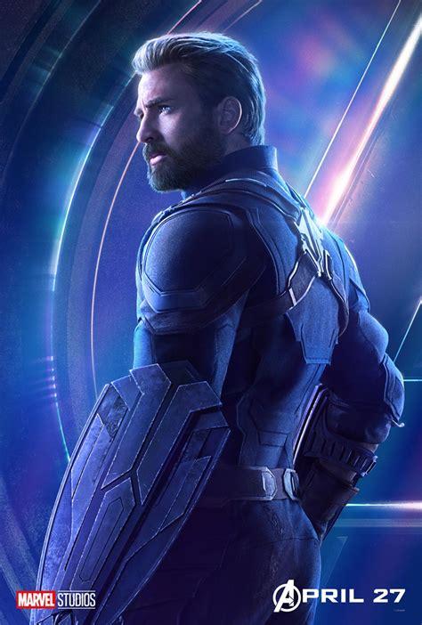 avengers infinity war  poster  trailer addict