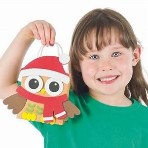Loisirs Créatifs Enfants : noel fabriquer un sac d 39 emballage de cadeau original ~ Melissatoandfro.com Idées de Décoration