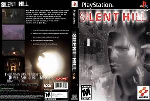 Silent Hill PS2 cover. by Teepo-ST on DeviantArt
