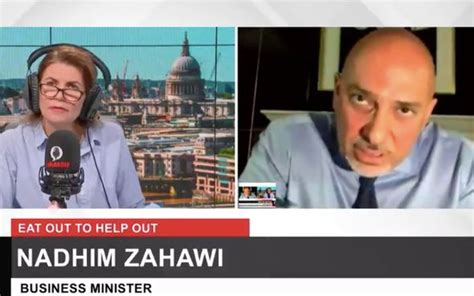 House of Lords row erupts between Zahawi and radio host ...