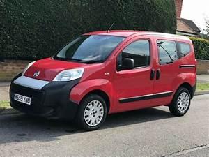 2010 Fiat Qubo Mpv 1 4 - 71 000 Mileage