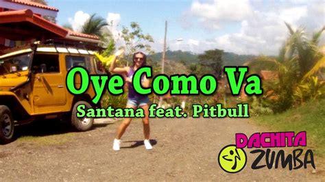 Santana Ft. Pitbull