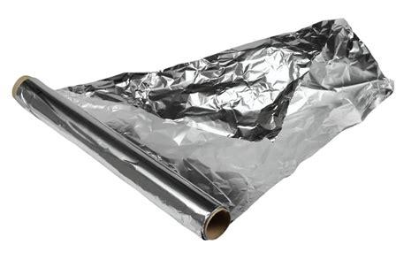 surprising   aluminium foil