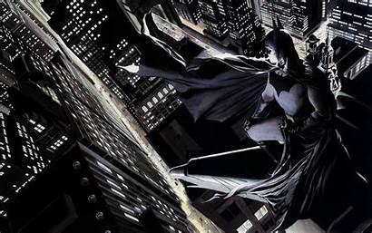 Batman Ross Alex Desktop Wallpapers Knight 1920