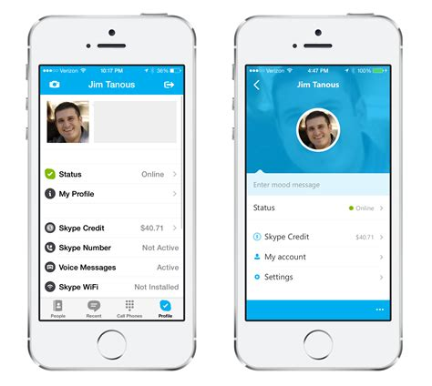 skype on iphone skype 5 0 for iphone is the best version yet