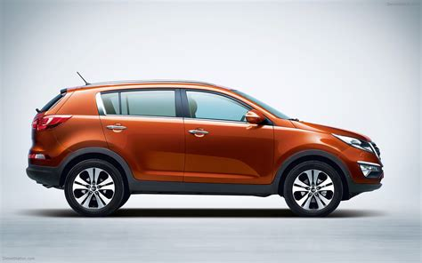 Kia Picture by Kia Sportage 2011 Widescreen Car Picture 01 Of 6