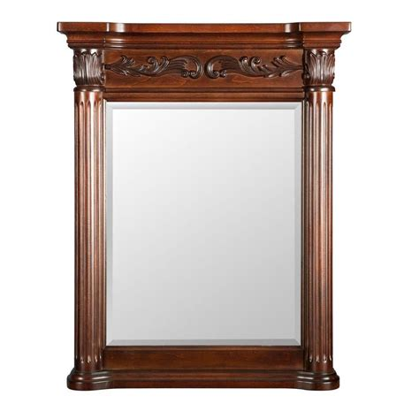 Home Depot Vanity Mirrors by Bathroom Mirrors The Home Depot Canada