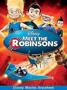 Amazoncom Meet The Robinsons Angela Bassett Daniel