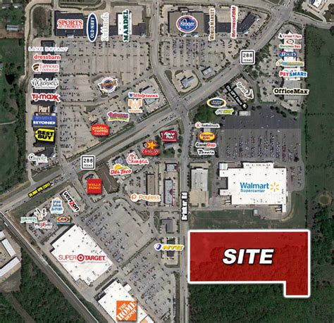 Retail In Denton Tx by Loop 288 And I 35 Denton Tx 76205