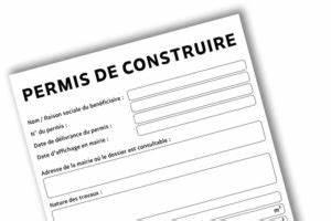 Panneau De Permis De Construire : panneau d 39 affichage permis de construire mod le gratuit ~ Dailycaller-alerts.com Idées de Décoration