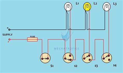 Godown Wiring Circuit Diagram Working