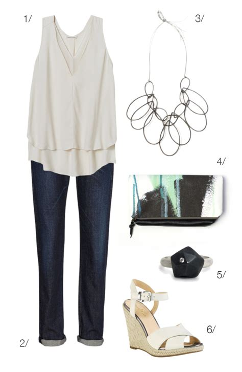 A casual yet pulled together look for your next night out - MEGAN AUMAN
