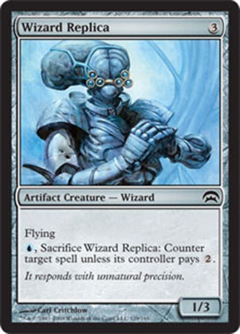 Sorcerer Of Magic Deck 2012 by Wizard Replica Planechase Gatherer Magic The Gathering