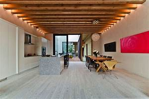 ecological house in montreal with contemporary exposed With interior decor montreal