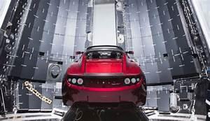 Tesla En Orbite : tesla roadster ~ Melissatoandfro.com Idées de Décoration