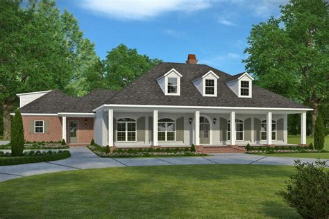 3 Bedrm, 2964 Sq Ft Acadian House Plan #1971024