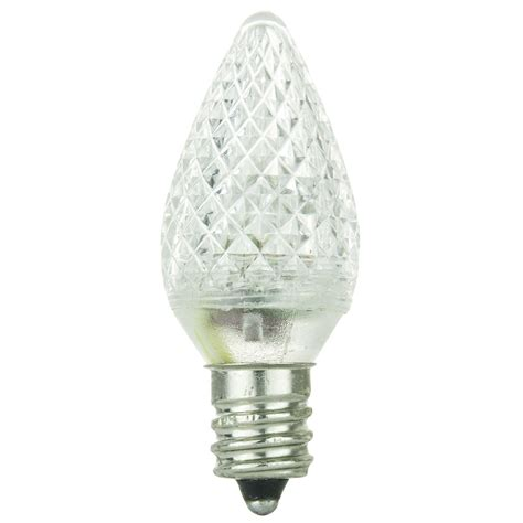 led c7 l light replacement bulb 4 watt cool