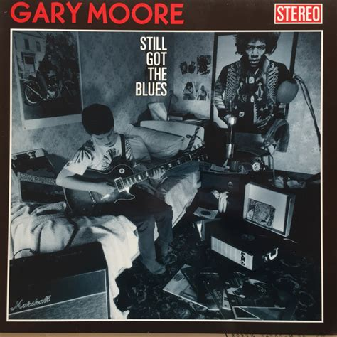gary moore    blues  vinyl discogs