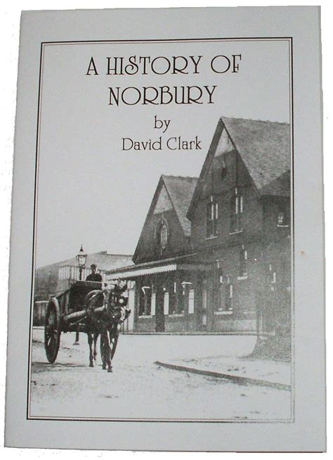 History Of Norbury Lovenorbury