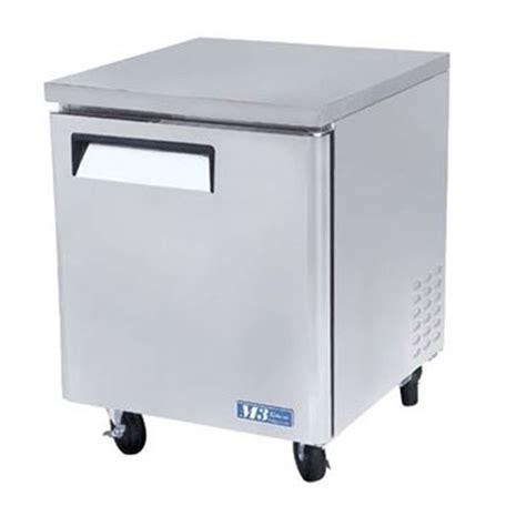 turbo air  undercounter freezer  cuft public