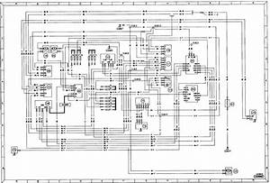 Diagram 3  Ancillary Circuits  Low Series   Models Up To 1987 - Wiring Diagrams