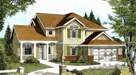 Traditional Style House Plan 3 Beds 2 5 Baths 2339 Sq/Ft