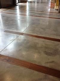 concrete floor tiles Concrete floors with wood inlay | Garage Ideas | Pinterest | Concrete floor, Concrete and Woods