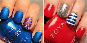 Easy th of july nail designs best cars reviews