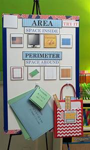Grade Chart For Students Active Anchor Chart Area And Perimeter Treetopsecret