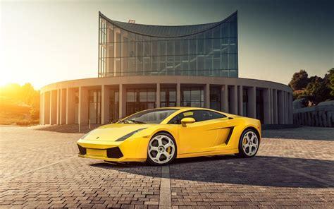 Yellow Car Hd Wallpaper  1680x1050 #18125