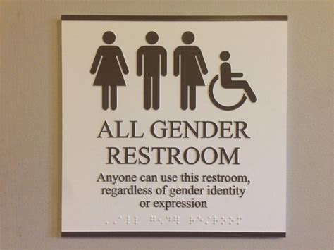 uo gender inclusive bathrooms i m not afraid to use a target bathroom and you shouldn t