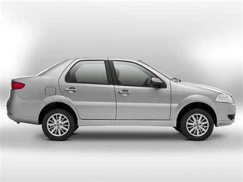 Fiat Siena Technical Specifications And Fuel Economy