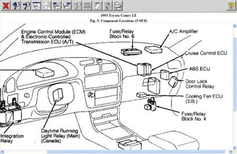 Toyota Camry How Change Flash Unit
