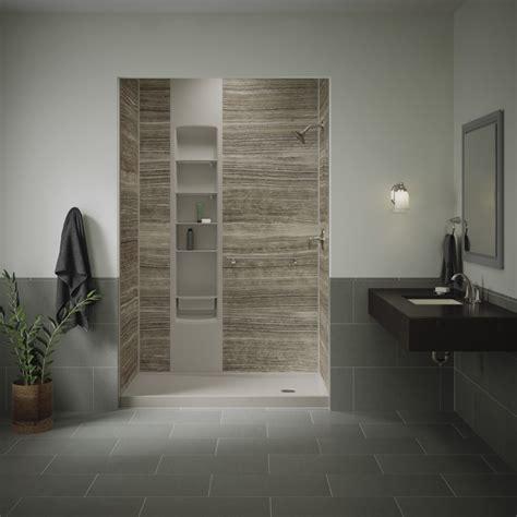 kohler luxstone shower warranty