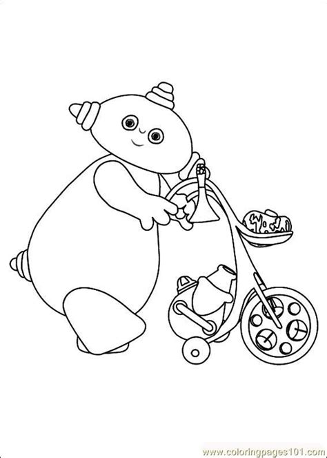 Kleurplaat Nacht by Coloring Pages In The Garden 11 Others Free