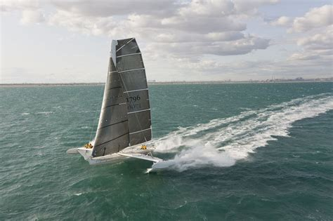 Sailing Boat L by Fastest Sailing Boat In The World World Sports Boats