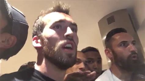 Watch | No Fuchs given | Leicester City players celebrate ...