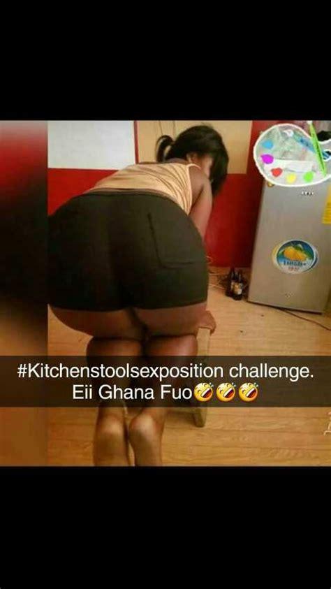 Kitchenstoolsexposition Challenge Ghanaians Start Sex