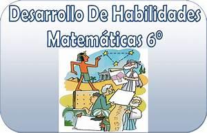 Cuadernillo de desarrollo de habilidades matemáticas de sexto grado Material Educativo