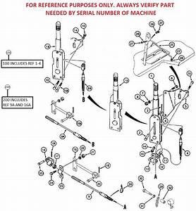 Case 580l Loader Backhoe Parts