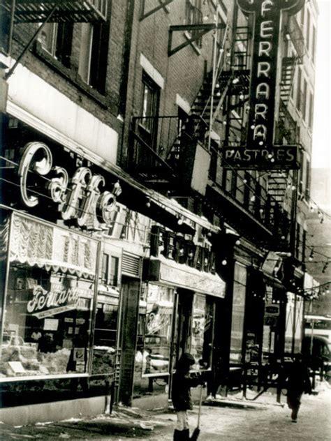 ferrara nyc nycs famous italian bakery