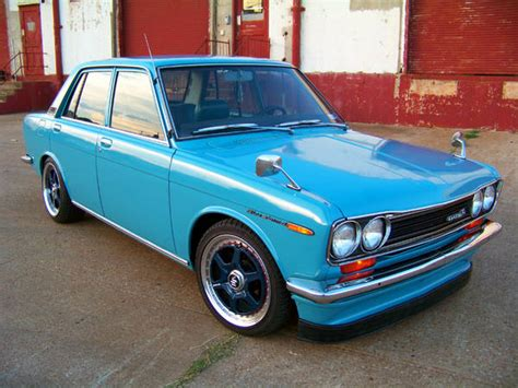 Datsun 510 Flares by Flares On A 4 Door 510 Interior Ratsun Forums