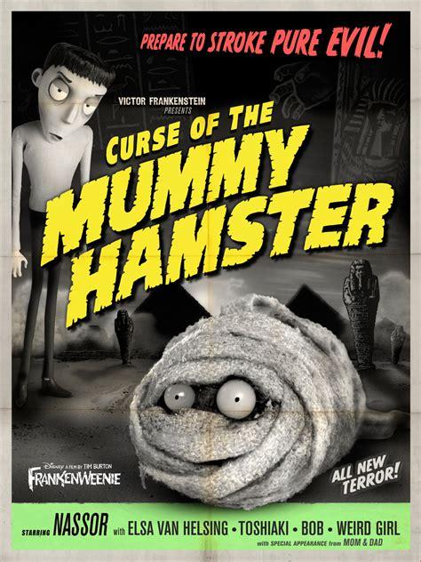 curse   mummy hamster
