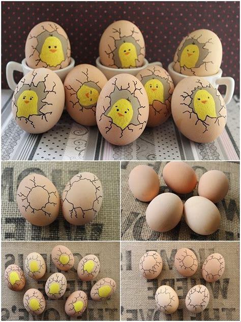eier bemalen gesichter 15 kinderleichte diy projekte f 252 r lustige eier gesichter bastelideen ostern fr 252 hling zenideen