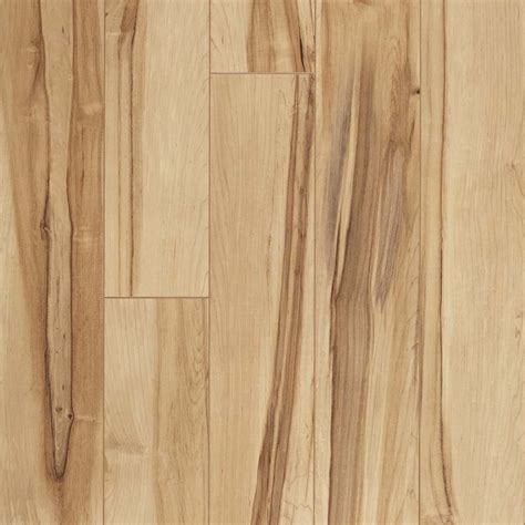 lowes flooring wood laminate shop pergo max 5 35 in w x 3 96 ft l monterey spalted maple smooth wood plank laminate flooring