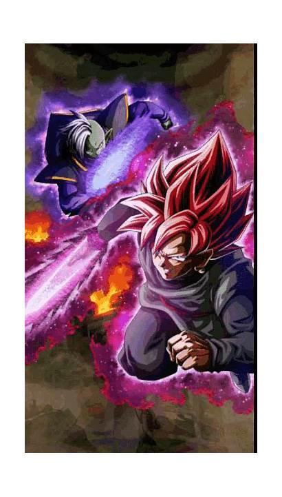Goku Dragon Ball Super Zamasu Gifs Saiyan
