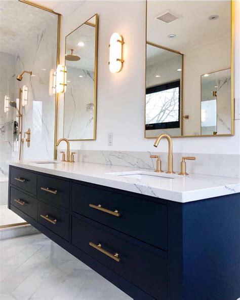 bathrooms of instagram on instagram floating vanity done