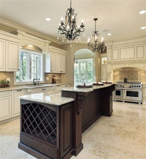 stunning luxurious kitchen designs